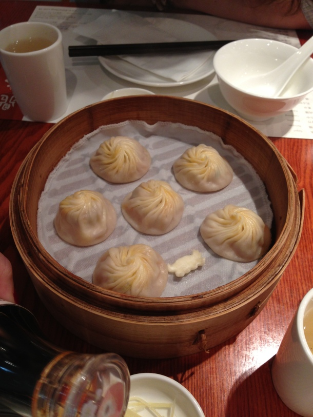 Secret soup attack dumplings