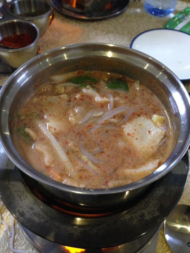That's one fine lookin' jjigae.