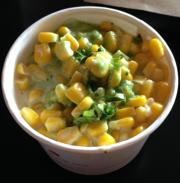 Not your granddaddy's creamed corn
