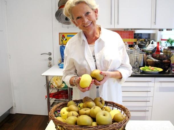 Marie-Claude, VizEat host- Crédits Adélie Vernhes